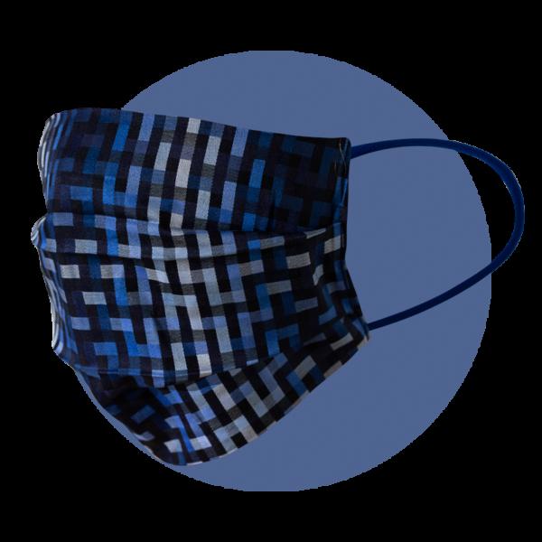 mascherine in tessuto